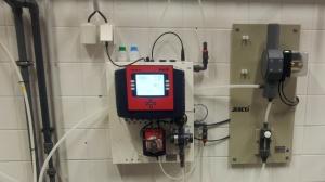 Uhřice deska MaR + regulační ventil
